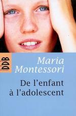 La bibliographie de Maria Montessori et autres ouvrages-6