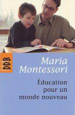 La bibliographie de Maria Montessori et autres ouvrages-8
